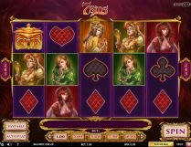 7 sins slot screenshot 1