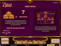 7 sins slot screenshot 3