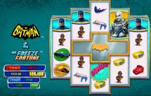 batman and mr freeze slot screenshot 1