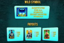 batman and mr freeze slot screenshot 2