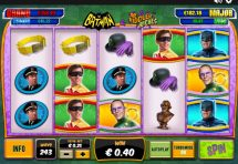 batman and the riddler riches slot screenshot 1