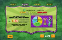 batman and the riddler riches slot screenshot 3