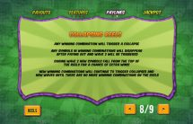 batman and the riddler riches slot screenshot 4