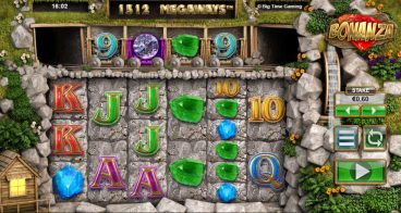 Bonanza slot screenshot 1