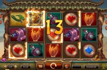 legend of the golden monkey slot screenshot 1
