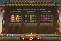 legend of the golden monkey slot screenshot 3