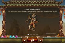 legend of the golden monkey slot screenshot 4