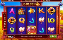 golden hen slot screenshot 1