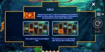 jewels of the sea slot screenshot 3