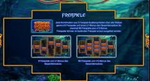 jewels of the sea slot screenshot 4
