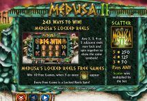medusa 2 slot screenshot 2