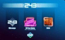 classic 243 slot screenshot 2