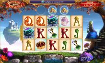 adventures beyond wonderland slot screenshot 1