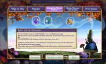 adventures beyond wonderland slot screenshot 2