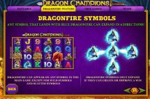 dragon champions slot screenshot 3