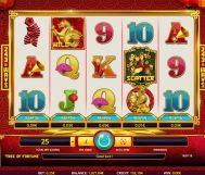 tree of fortune slot screenshot 1
