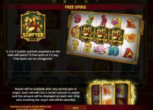 tree of fortune slot screenshot 3