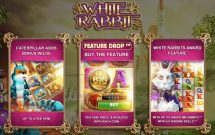 white rabbit slot screenshot 2