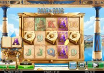 book of gods slot screenshot 1