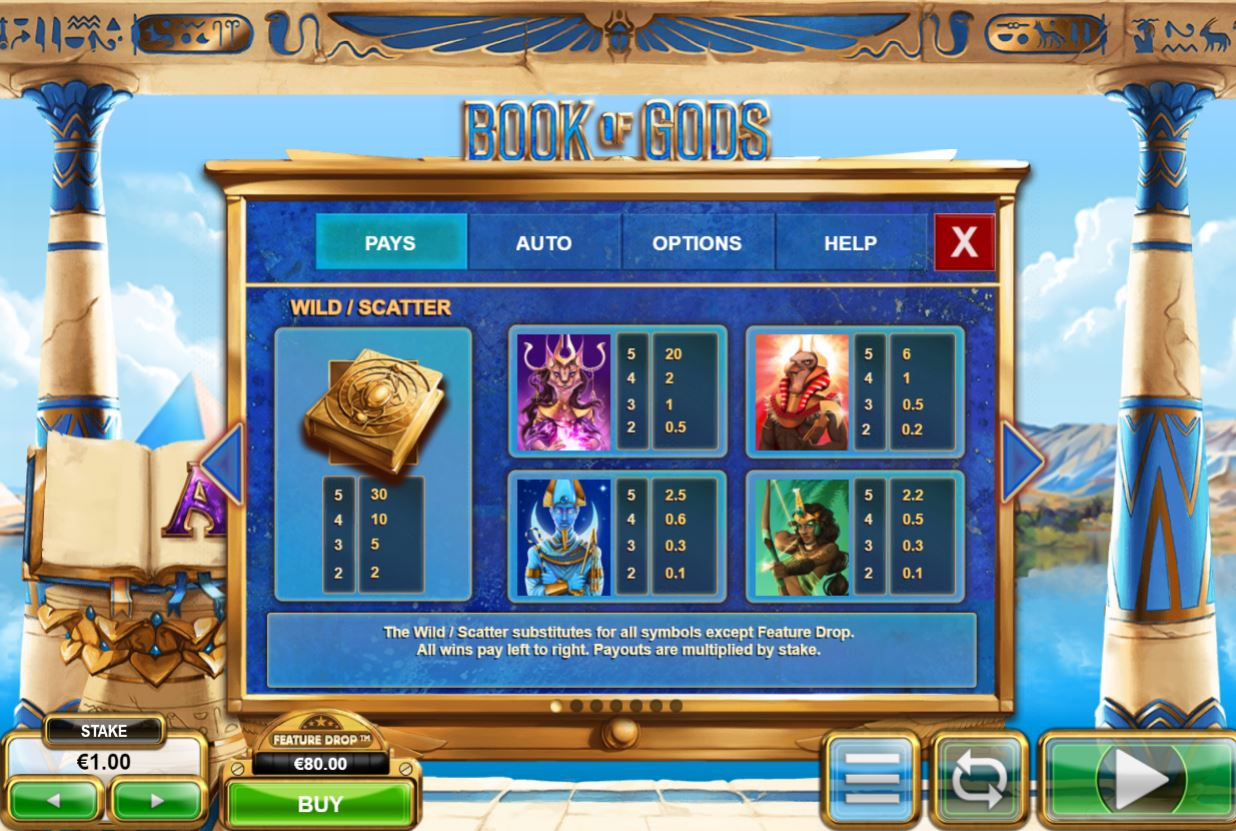 Jun 14, · Be blessed with the fortunes of the gods in the ways Book of Gods online slot by Big Time Gaming featuring wilds, free spins, re-spins and Feature Drop!/5.Adapazarı