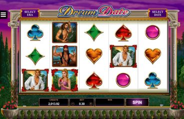 Dream Date Slot slot screenshot 1